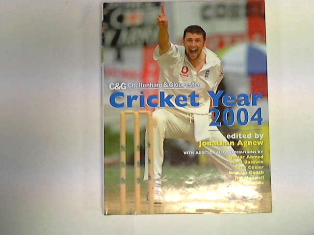 Cricket Year 2004, Agnew, Jonathan [Editor]