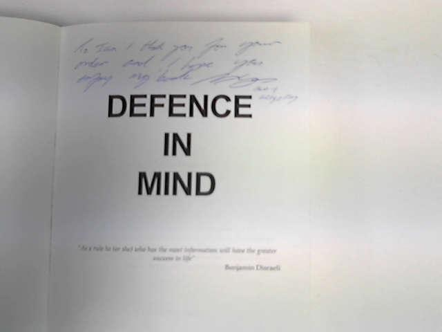 Defence in Mind, Gregory, Andy