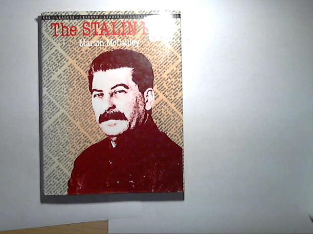 The Stalin File, McCauley, Martin
