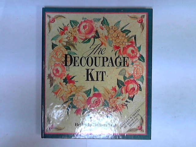 Decoupage Kit, Ballantine, Belinda