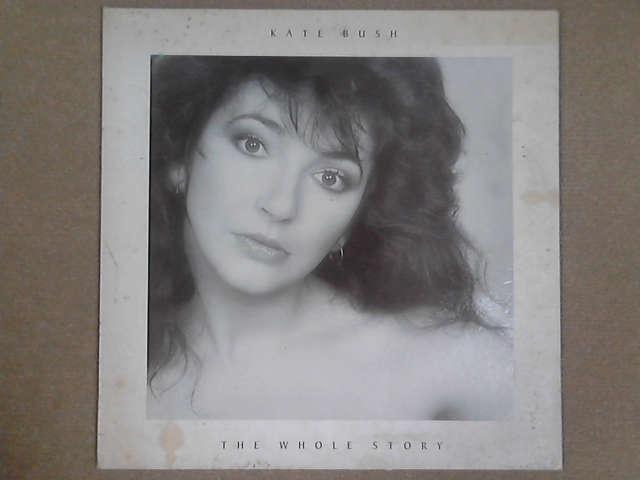 The Whole Story LP Gat, Kate Bush