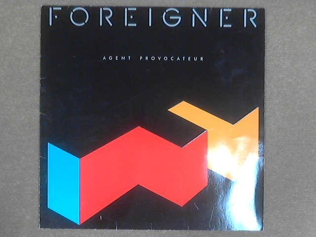 Agent Provocateur LP, Foreigner