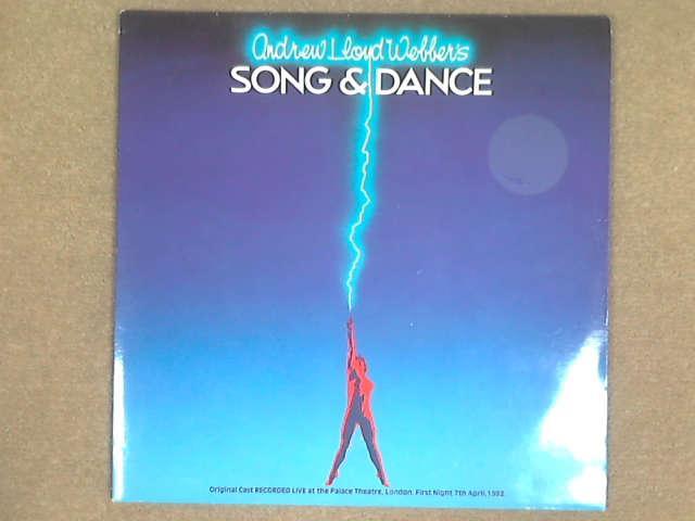 Song And Dance 2xLP Gat, Andrew Lloyd Webber