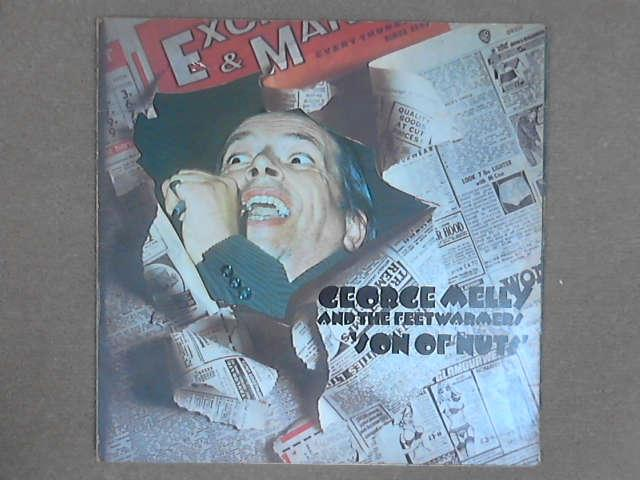 Son Of Nuts LP Gat, George Melly & the Feetwarmers