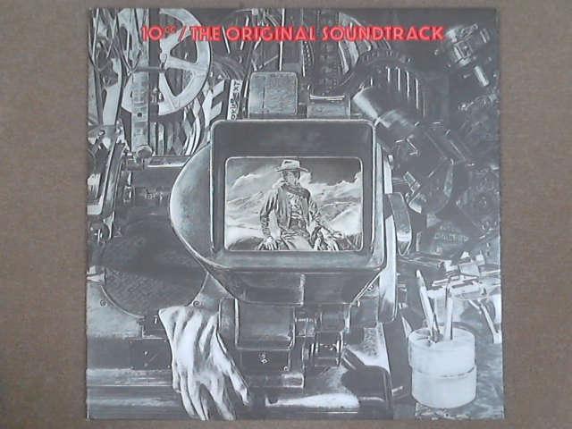 The Original Soundtrack LP Gat, 10cc