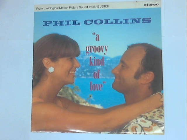 """Phil Collins: A Groovy Kind Of Love 12""""Lp"""