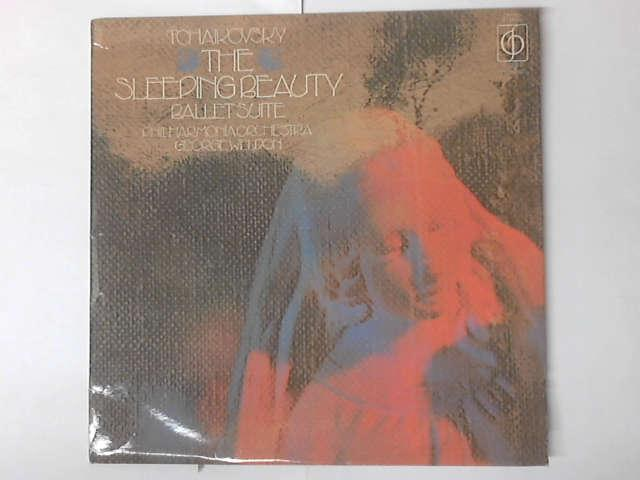 Tchaikovsky Sleeping Beauty LP, George Weldon / Philharmonia Orchestra