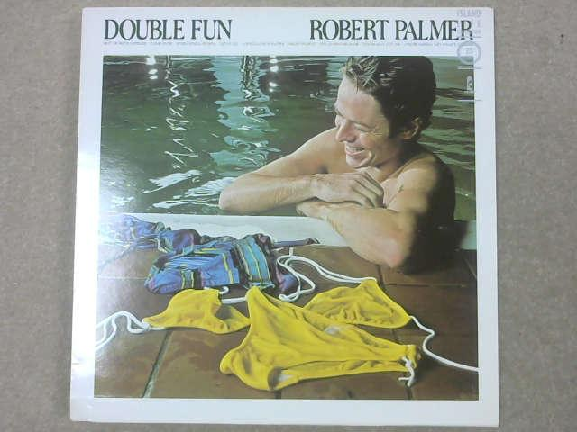 Double Fun LP, Robert Palmer
