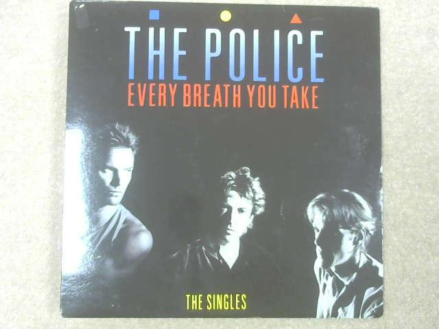 Every Breath You Take - The Singles LP, The Police