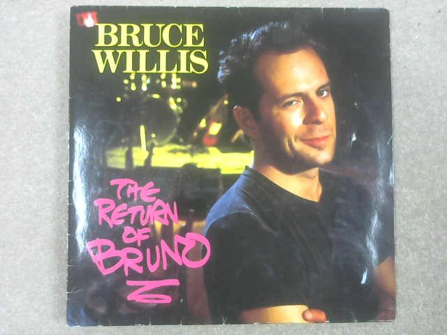 The Return Of Bruno LP, Bruce Willis
