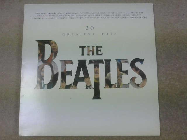 20 Greatest Hits LP, The Beatles