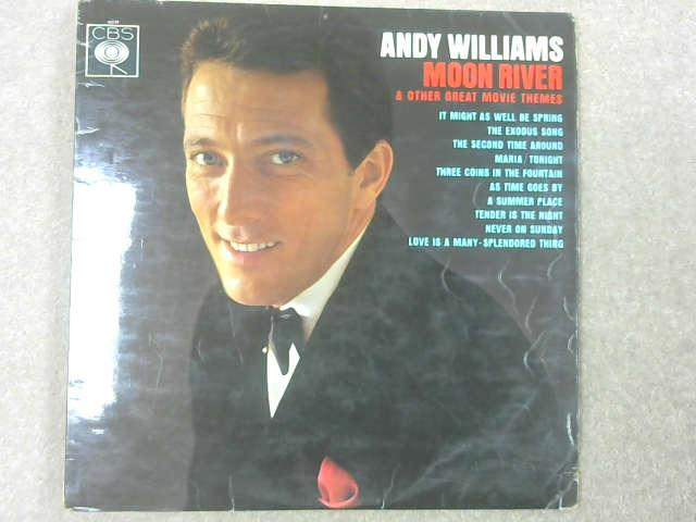 Moon River: and Other Great Movie Themes LP, Andy Williams