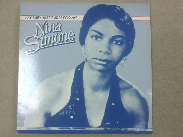 My Baby Just Cares For Me LP, Nina Simone