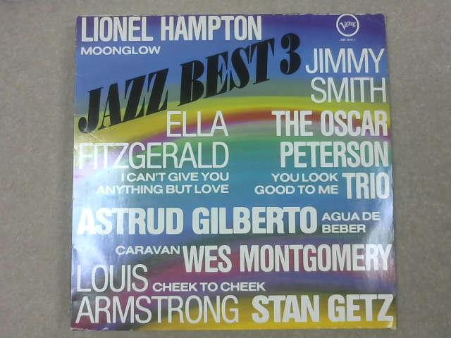 Jazz Best 3 LP, Various