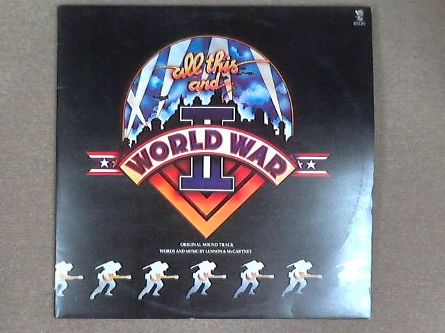 All This And World War II LP Gat, Various