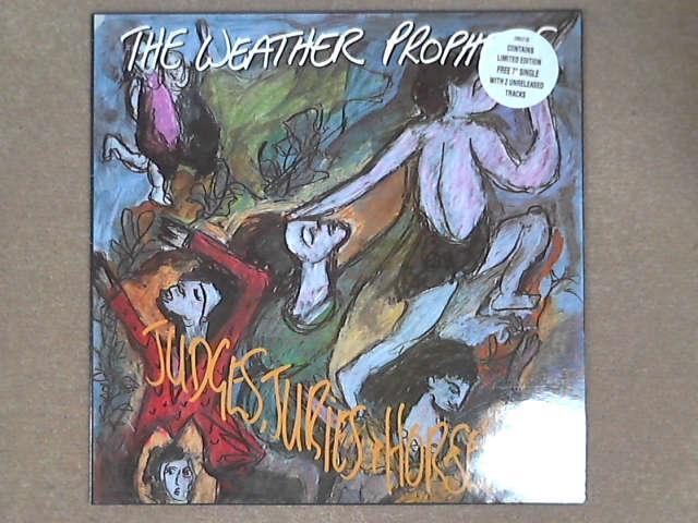 "Judges, Juries + Horsemen LP + 7"", The Weather Prophets"
