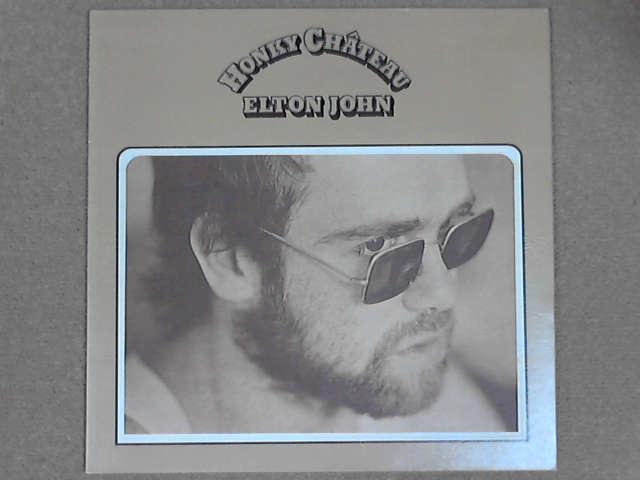 Honky Château LP Env Gav, Elton John