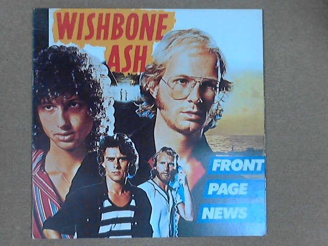 Front Page News LP Gat, Wishbone Ash