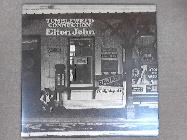 Tumbleweed Connection LP Gat, Elton John