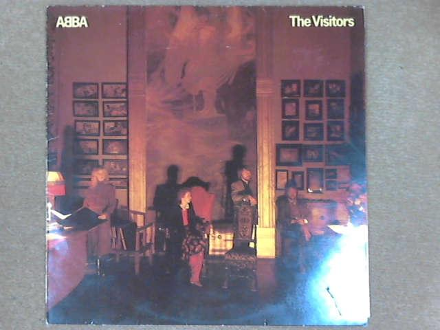 The Visitors LP, Abba