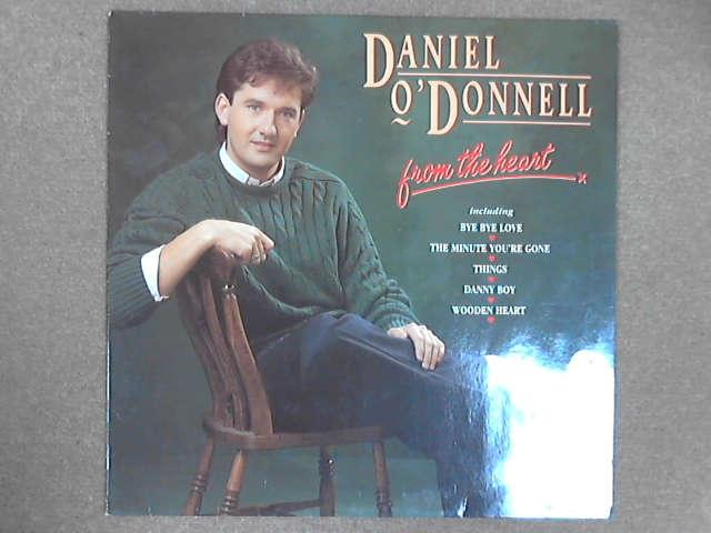 From The Heart LP, Daniel O'Donnell