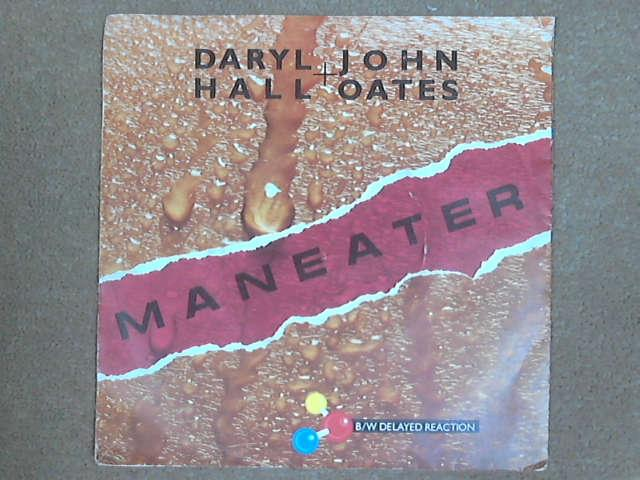 "Maneater 7"", Daryl Hall & John Oates"