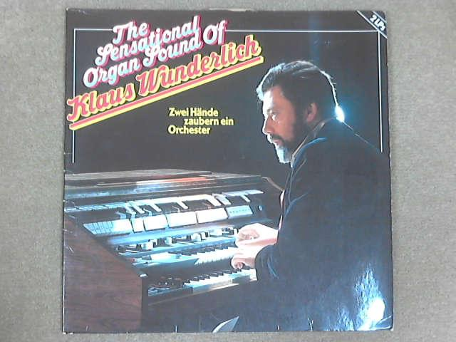 The Sensational Organ Sound Of - Klaus Wunderlich 2xLP Gat, Klaus Wunderlich