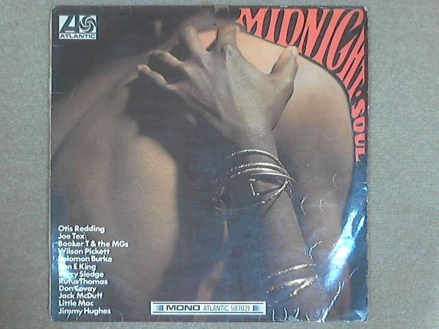 Midnight Soul LP, Various Artists
