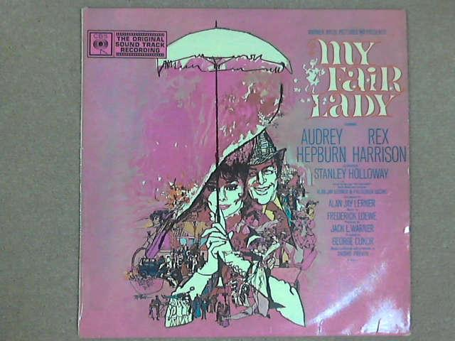My Fair Lady - Original Soundtrack Recording LP, Andre Previn