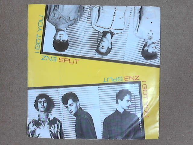 "I Got You 7"", Split Enz"