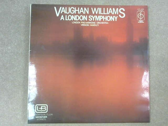 A London Symphony LP, Vaughan Williams / London Philharmonic Orchestra / Vernon Handley