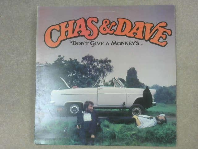 Don't Give A Monkey's... [Vinyl], Chas and Dave