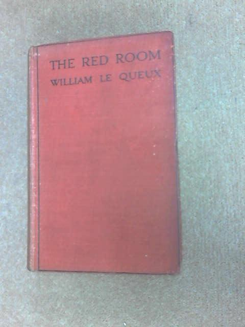 The Red Room by Le Queux, William Tufnell