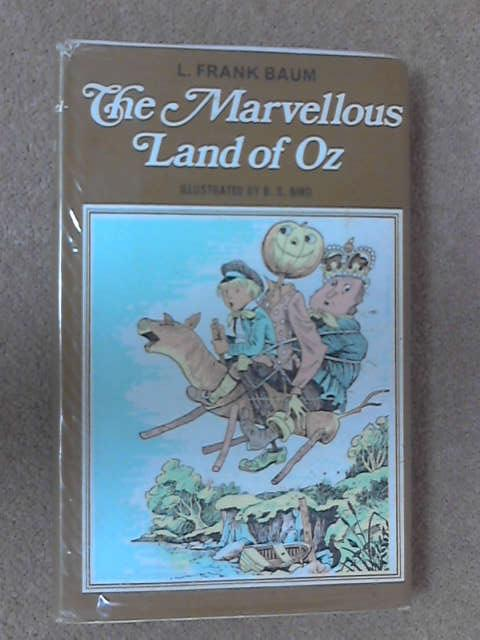 The Marvellous Land of Oz