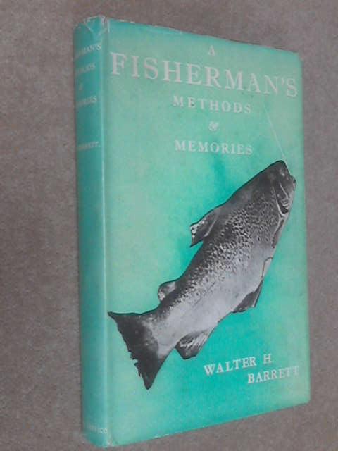 A Fisherman by W. H. Barrett
