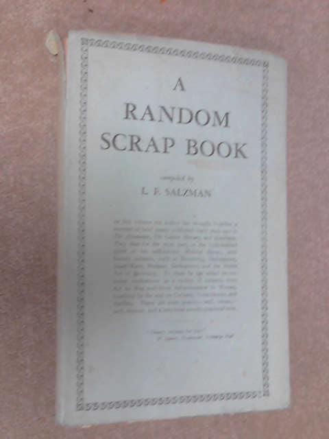 A Random Scrap Book by L. F. Salzman
