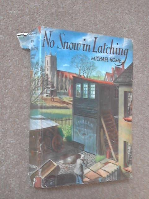 No Snow in Latching by Michael Home