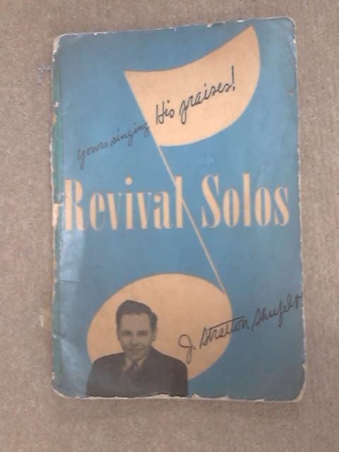 Revival Solos by Shufelt