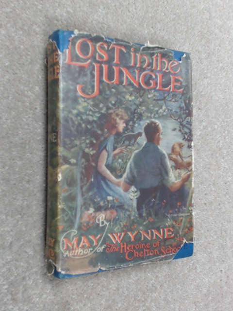Lost in the Jungle by Wynne, May