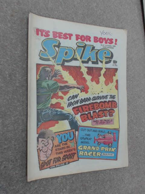 Spike No 37 - October 1983 by Various