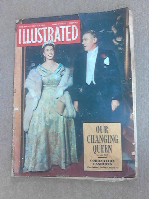 Illustrated Magazine December 6 1952 by Various