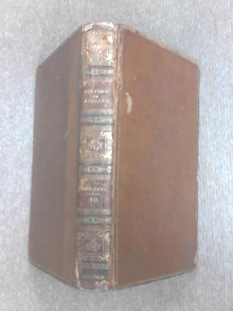 The History of England Vol.X by Hume & Smollett