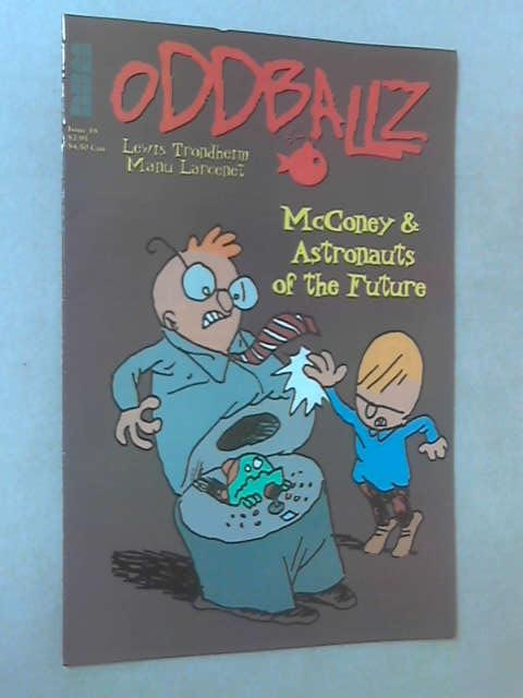 Oddballz Issue 8 by Lewis Trondheim