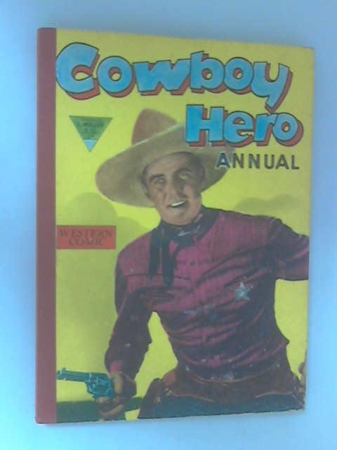 Cowboy Hero Annual No. 4 by Various