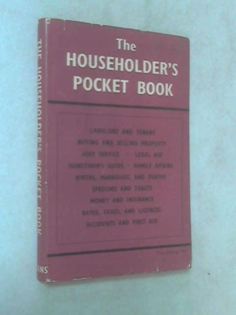 The Householder'S Pocket Book by Patrick Pringle