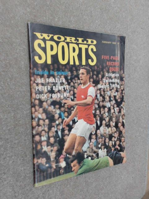 World sports volume 35 no 2 february 1969 by Unknown