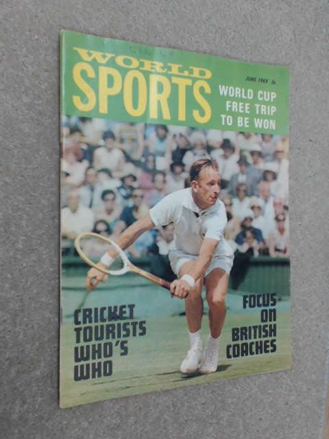 World sports vol 35 no 6 june 1969 by unkown