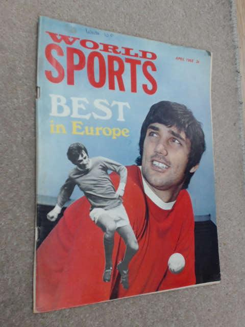World sports vol 35 no 4 april 1969 by Unknown