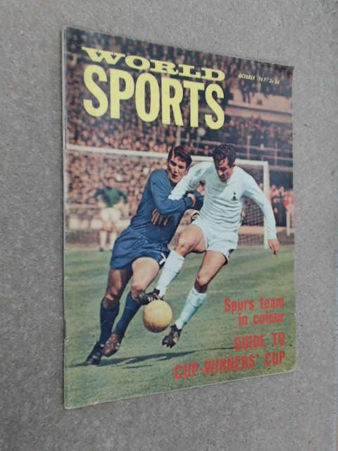 World sports vol 33 no 10 october 1967 by Unknown