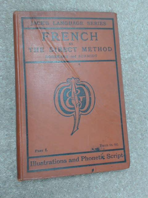 French By the Direct Method Part 1 by Thomas Cartwright